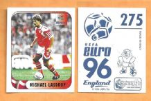 Denmark Michael Laudrup Real Madrid 275 (W) (E96)